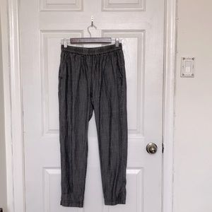 Eileen Fisher tapered trousers/joggers
